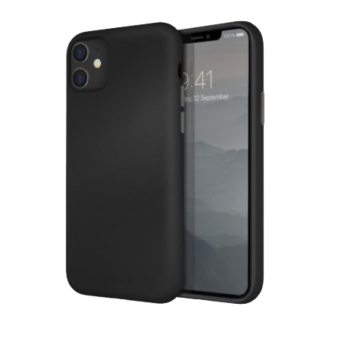 Uniq Hybrid iPhone 11 Case - Black