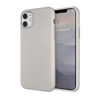 Uniq-iPhone11 Case-LNH-Ivory