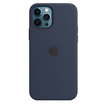 Max Silicone Case with MagSafe for iPhone 12 Pro