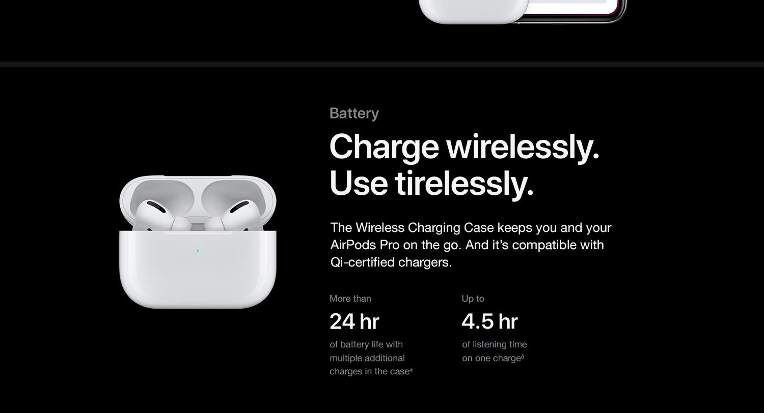 price of airpods pro in india